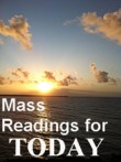 Mass Readings for Today