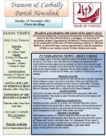 Newsletter-25-November-2012