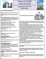 Newsletter-29-March-2015