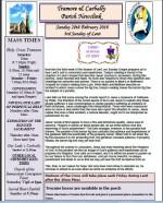 Newsletter-28th February-2016