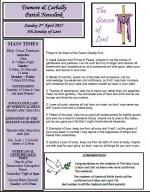 Newsletter-2nd April 2017
