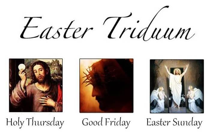 Easter Tridium