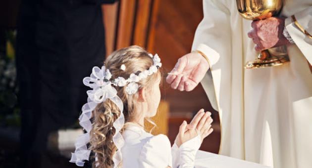 Holy Communion Tramore Parish